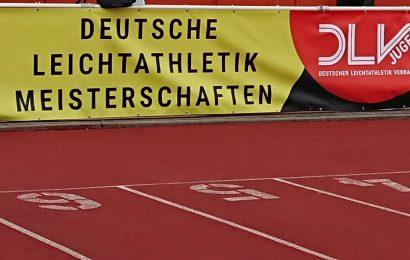 Deutsche Meisterschaften der U16 am 6./7. Juli 2019 in Bremen