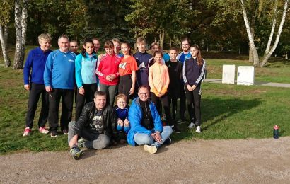 Trainingslager in Klink (Müritz) vom 12.–19. Oktober 2019